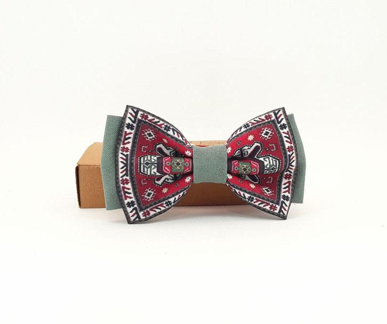 Armenian Ornaments Bow Tie