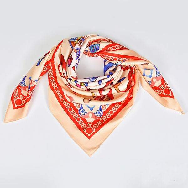 Ayb Scarf - Apricot Color