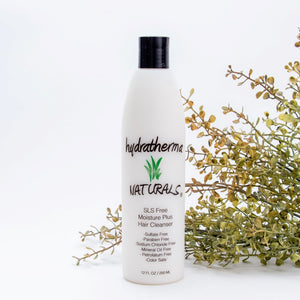 SLS Free Moisture Plus Hair Cleanser 12 oz.