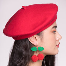 Load image into Gallery viewer, Wool Beret
