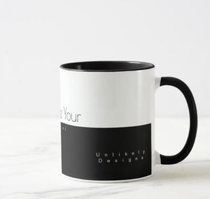 Embrace Your Natural Ceramic Mug