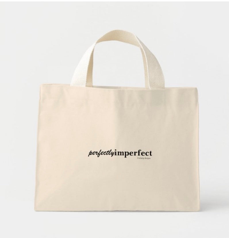 Perfectly Imperfect Trendy Tote