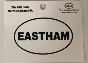 Eastham Sticker