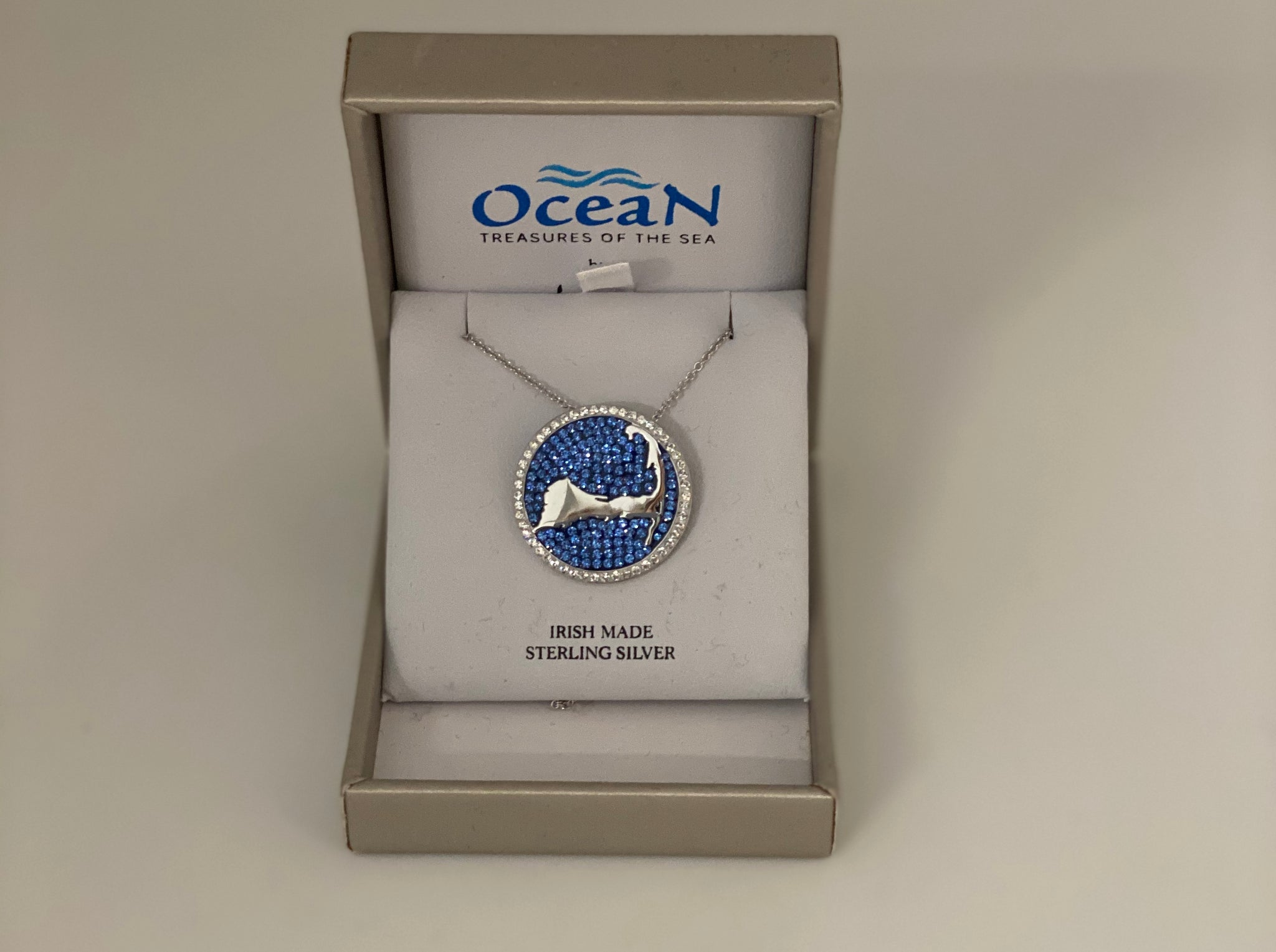 Small Cape Cod Pendant