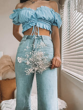 Load image into Gallery viewer, MAMACITA DENIM PANT