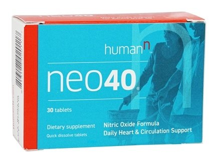 Humann - Neo40 (Substrates for Nitric Oxide Production) 30loz