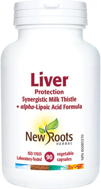 New Roots Liver Protection 180 Vegecaps