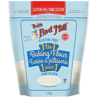 Bob's Red Mill GF 1 to 1 Baking Flour 1.81kg