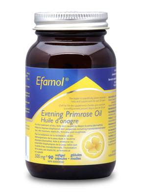 Efamol Beautiful-Skin Evening Primrose Oil 500mg 90 Softgels