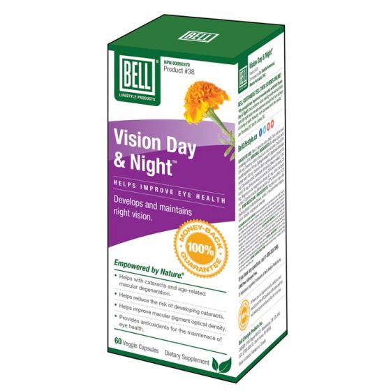 Bell Vision Day & Night 60 Capsules