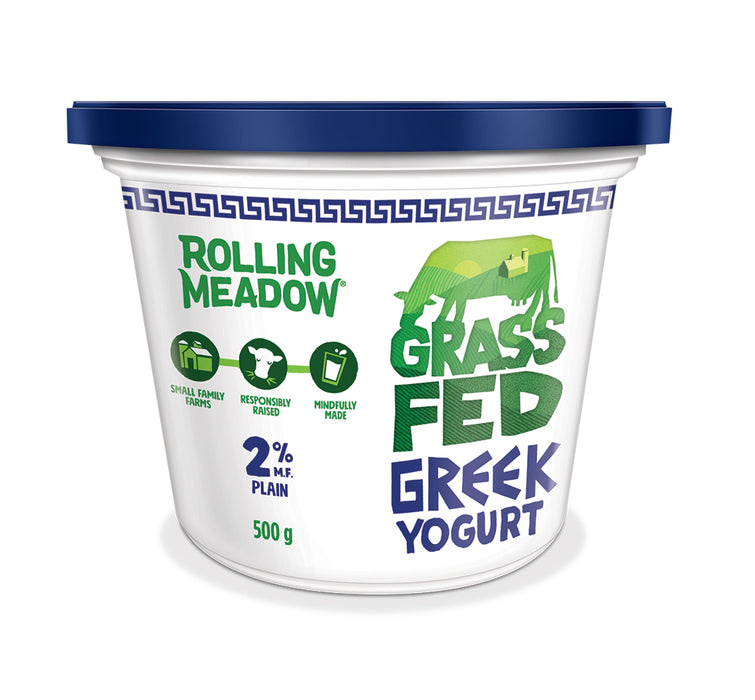 Rolling Meadow Grass Fed Yogurt (2%) 500g