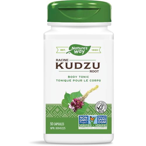 Nature's Way Kudzu Root 50 Capsules