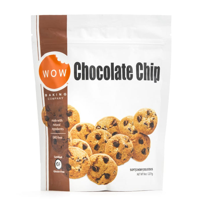 Wow Baking Company - Choocolate Chip Cookies 227g