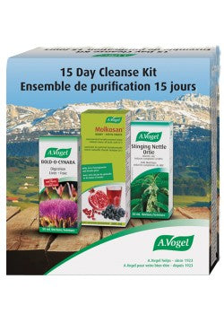 A.Vogel - 15 Day Cleanse Kit