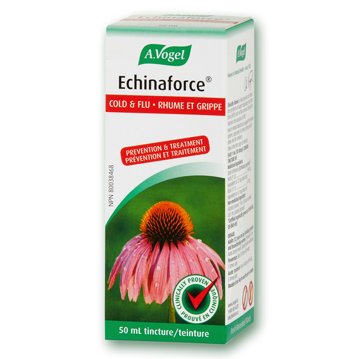 A.Vogel - Echinaforce for Cold and Flu 50ml