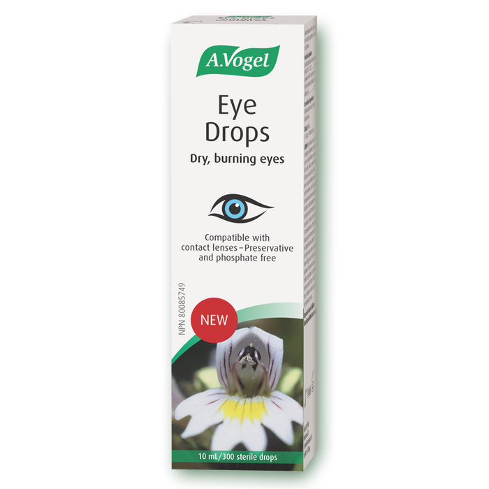 A. Vogel Eye Drops (Dry, Burning Eyes) 10ml