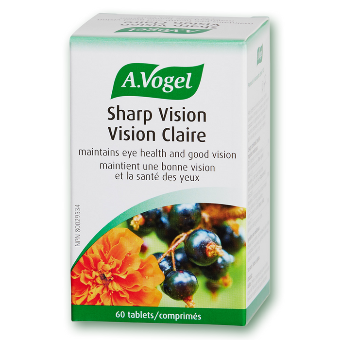 A. Vogel Sharp Vision Claire 60 Tablets