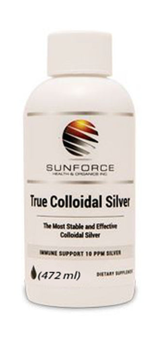 Sunforce True Colloidal Silver 472ml