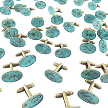 Load image into Gallery viewer, GOLD RUSH CUFFLINKS