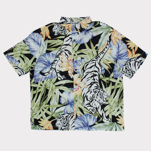 Jungle Button Up