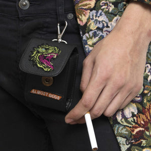 "The ""Dragon Smoke"" Pouch"