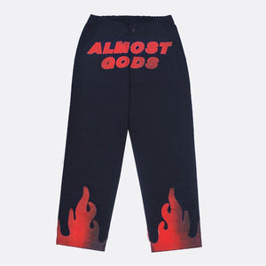 Black Molotov Pants