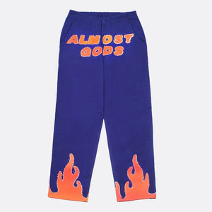 Blue Molotov Pants