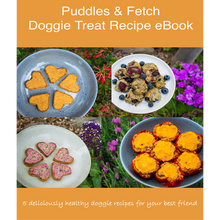 Load image into Gallery viewer, Doggie Treat Recipe eBook