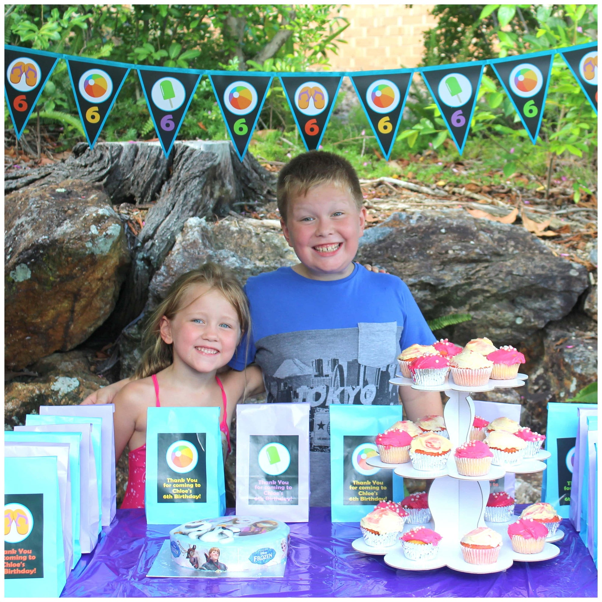 Awesome Pool Party Birthday Ideas & Photos
