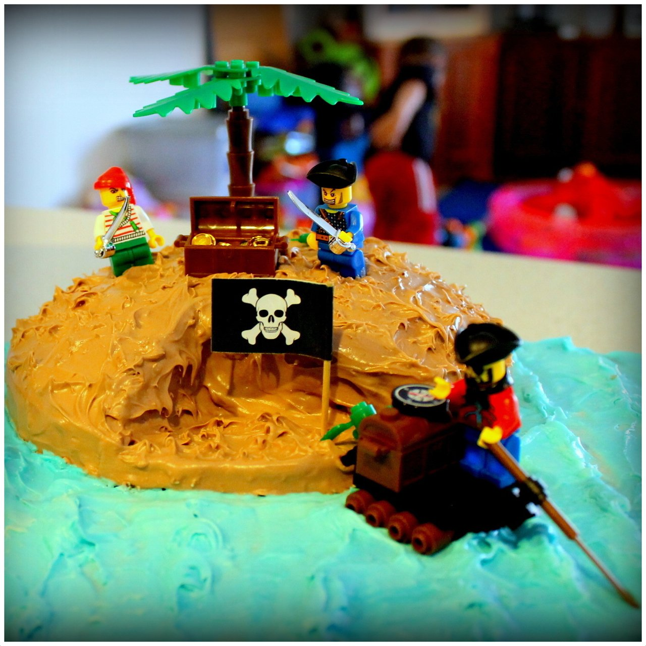 Amazing Boys Pirate DIY Birthday Party Ideas & Photos
