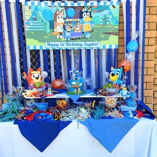 Bluey Birthday Party