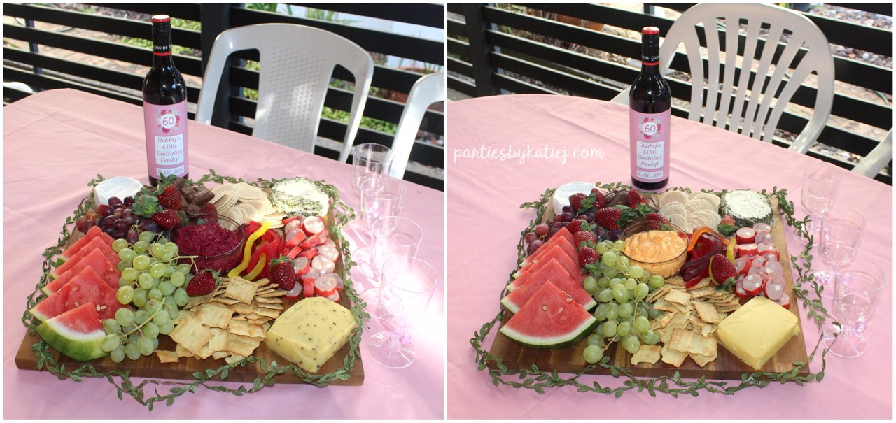 Delicious Easy Grazing Platters DIY Make at Home Rustic Party Ideas