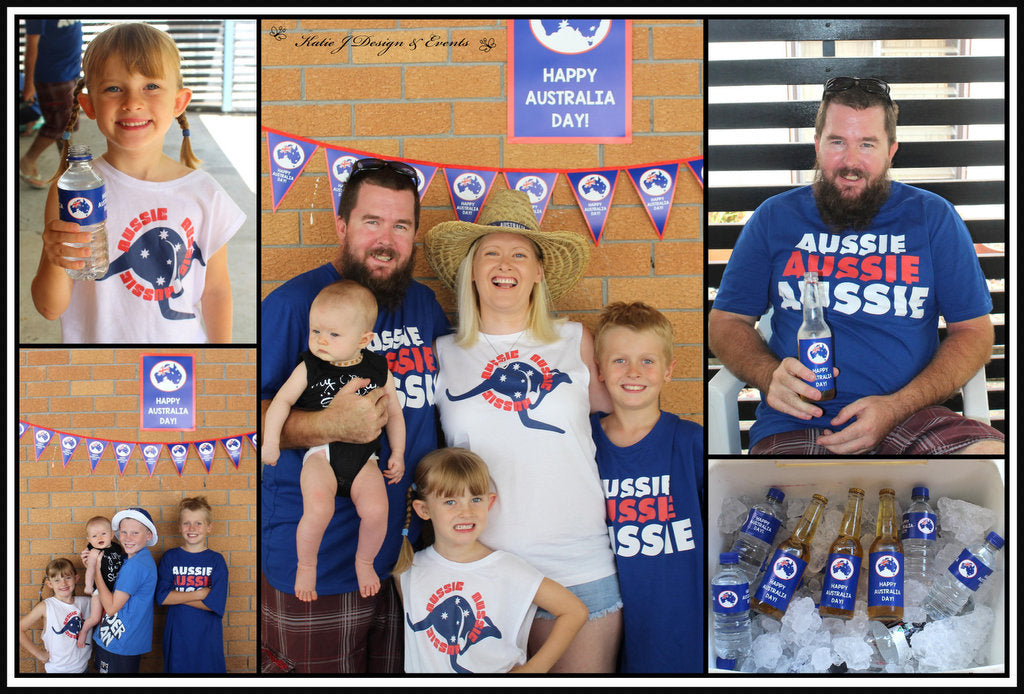 Australia Day Party Decorations Ideas