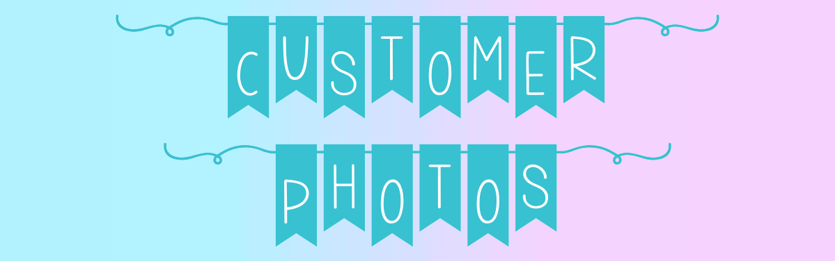 Customer Photos Banner