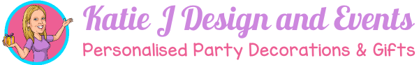 Katie J Design and Events Logo
