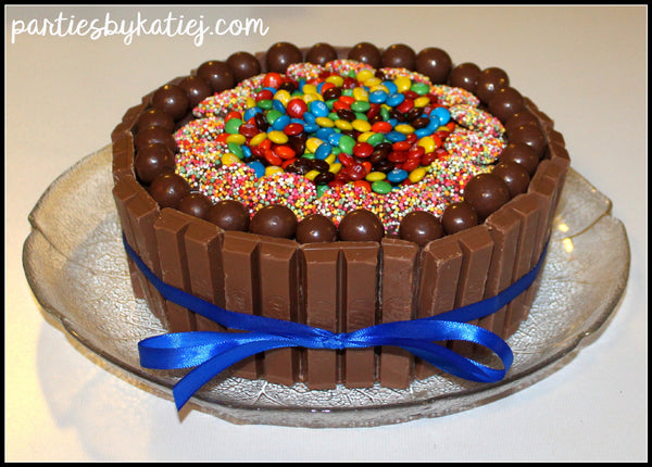 Lolly Cake Mud Cake Hack Photo