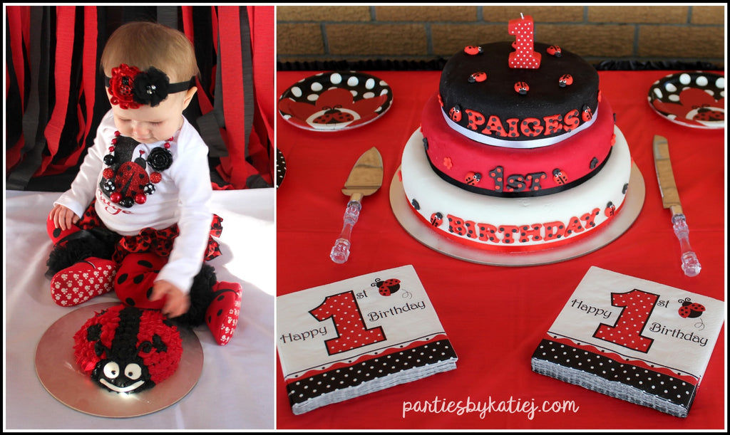 Wondrous Ladybug Party Theme By Katie J Personalised Birthday Cards Sponlily Jamesorg