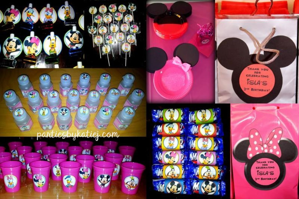 Minnie Mouse Party Ideas Photos Inspo Decor