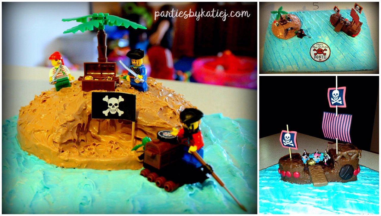 Pirate Birthday Cake Photos Inspo Ideas