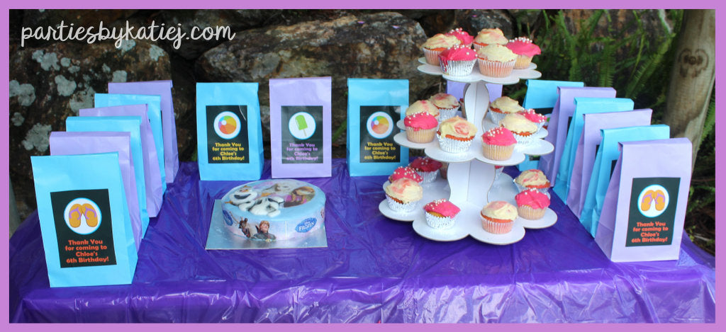 Pool Beach Party Ideas Decorations Setup Cake Table Supplies Photos Katie J Design & Events