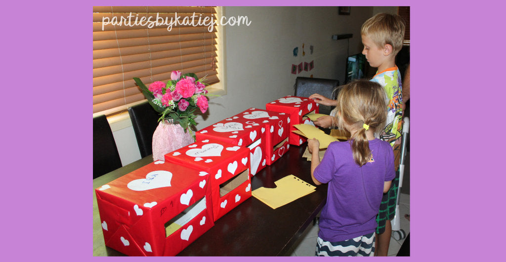 Valentines Day Fun Kids Activities Cards Boxes