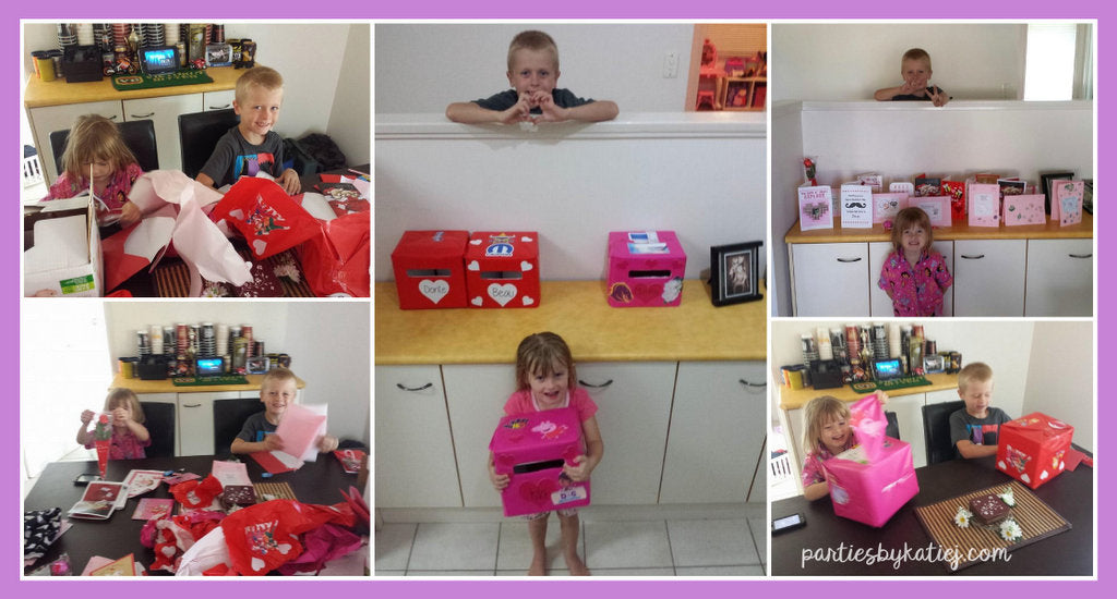 Valentines Day Fun Kids Activities Traditions Cards Boxes