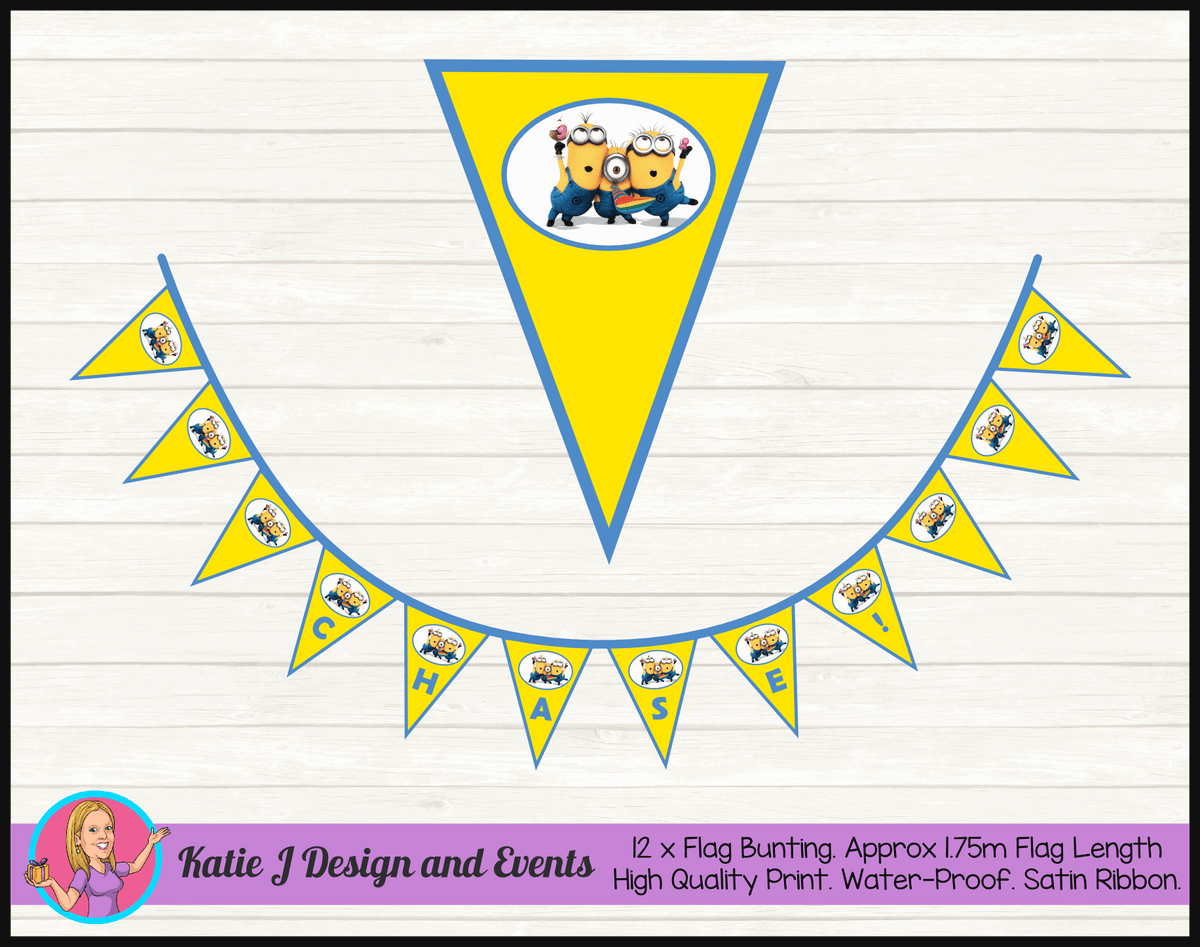 Minions Birthday Party Decorations