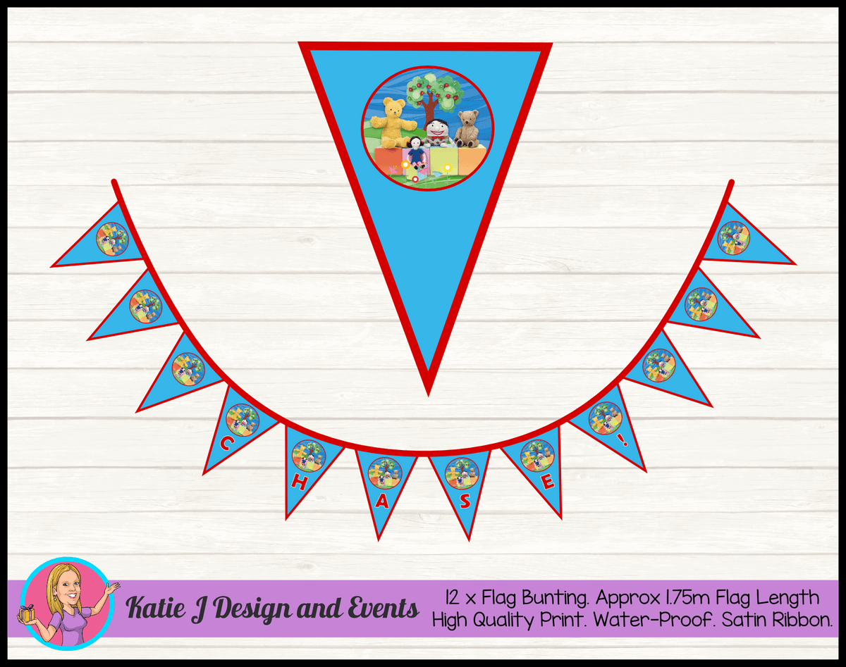 Play School Birthday Party Decorations
