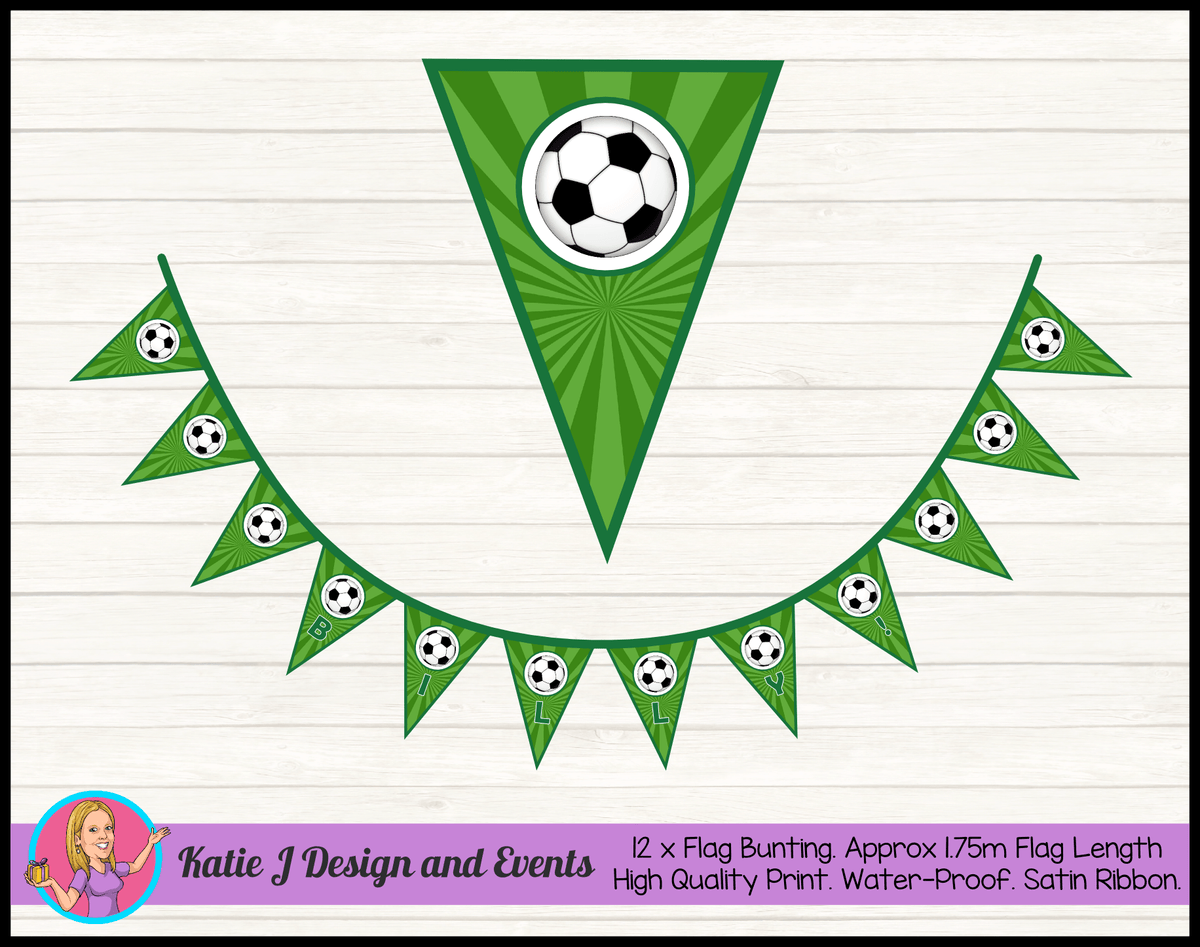 Soccer Birthday Party Decorations