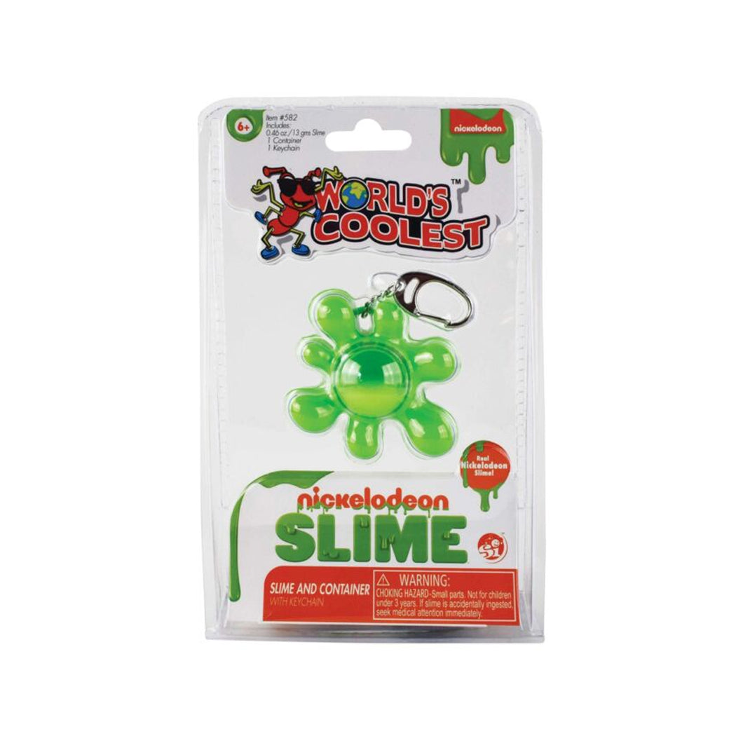 World's Coolest Nickelodeon Slime