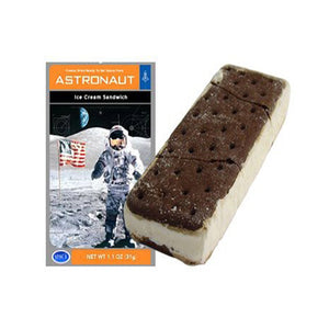 Astronaut Food: Vanilla Ice Cream Sandwich