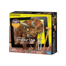 Load image into Gallery viewer, Triceratops Dinosaur DNA Lab