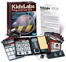 Load image into Gallery viewer, KidzLabs Finger Print Kit