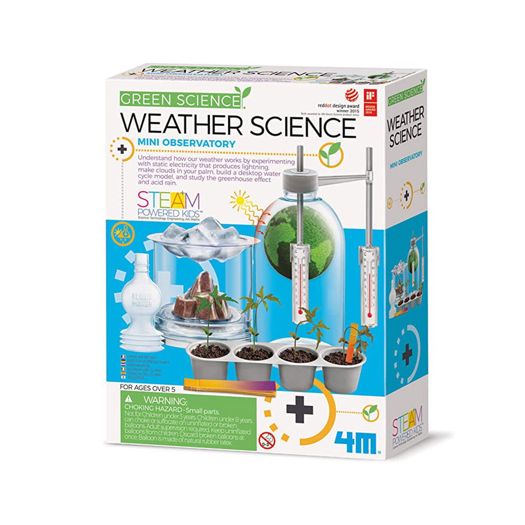 Weather Science Lab Kit
